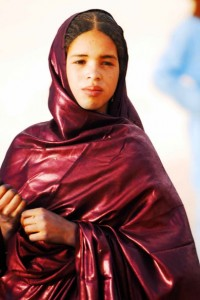 25 single tuareg girl